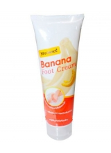 Крем для ног Banana foot cream Mychoice. 100 г